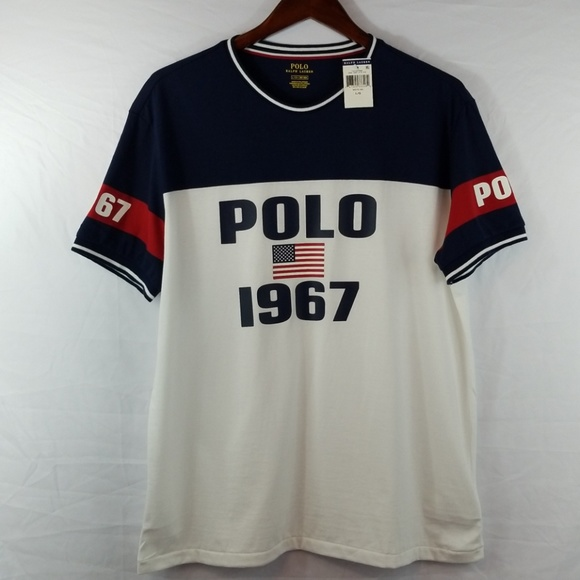 2a05de01 Polo by Ralph Lauren Shirts | Polo Ralph Lauren 1967 Retro Tee ...